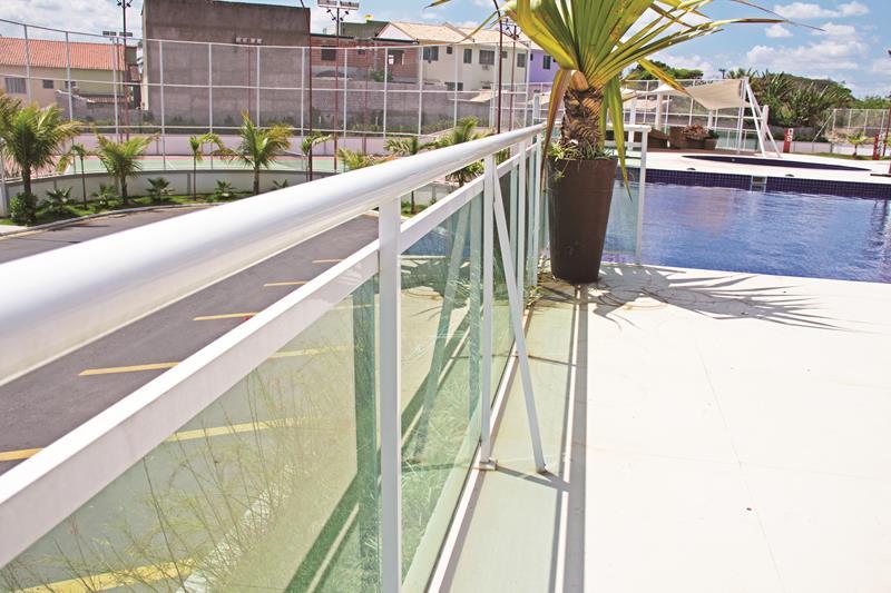 Pinheiral já recebe vidros Glass Temper